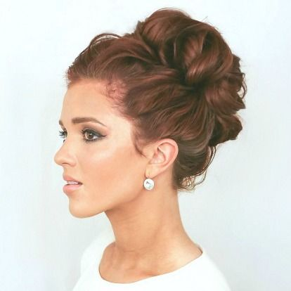 Love this hair--tried it and it stayed all day, easy tutorial to follow: Wedding Updo, Classy Updo Hairstyle, Hair Style, Easy Formal Hairstyle