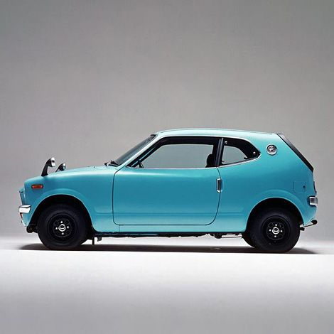 more Honda Z please! throw an electric or hybrid battery in there for good measure.: Stuff, Cars, Wheels, Auto