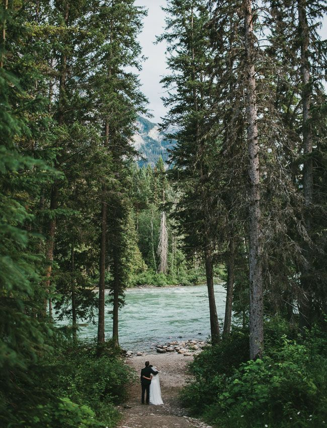 mountain river wedding http://greenweddingshoes.com/intimate-mountain-campground-wedding-kevin-kathy-part-2/: Wedding Inspiration, Campground Wedding Ideas, Mountain Weddings, Canadian Mountain Wedding, Themed Weddings, Green Weddings, Outdoor Weddings