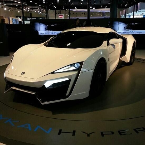 One of the most expensive Supercars in the World - The Lykan Hypercar: Sports Cars, Exotic Car, Expensive Supercars, Lykan Hypersport, Lykan Hypercar, Dream Cars, Auto, Most Expensive