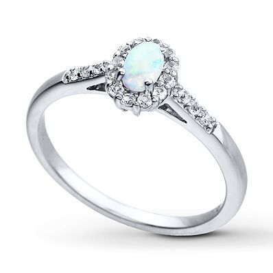 Opal Promise Ring: Opal Promise Ring, Simple Opal Ring, Opal Rings, Tiffany Promise Ring, Opal Engagement Ring, Simple Promise Ring, Cheap Promise Ring, Opal Engagment Ring, Opal Wedding Ring