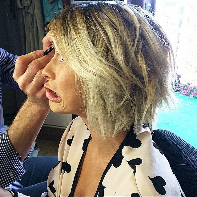 Photo taken by @ninezeroone on Instagram, pinned via the InstaPin iOS App! (11/03/2014): Wavy Short Hairstyle, Hair Cut, Short Hairstyles, Hair Style, Wavy Bob Hairstyle, Haircut, Womens Bob Hairstyle, Choppy Bob Hairstyle