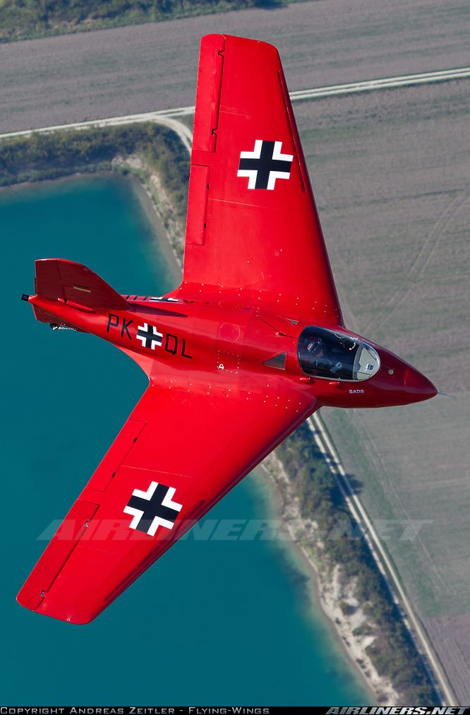 Photos: Messerschmitt Me-163B-1a Komet Replica Aircraft Pictures | Airliners.net: Airplanes, Aircraft Pictures, Photo, Me 163 Komet