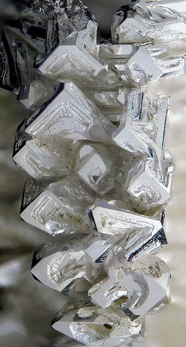 Silver Crystals | Flickr - Photo Sharing!: Minerals Crystal, Gemstones Minerals, Rocks Minerals, Crystals Minerals, Photo Sharing, Silver Crystals, Minerals Gems, Paul S Lab
