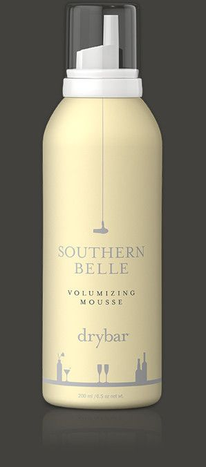 Southern Belle Volumizing Mousse ... Supposedly the best for thick hair in humidity...: Hair Products, Southern Belle, Simple Hairstyles, Hair Makeup, Belle Volumizing, Belle Hair, Southern Hair Style