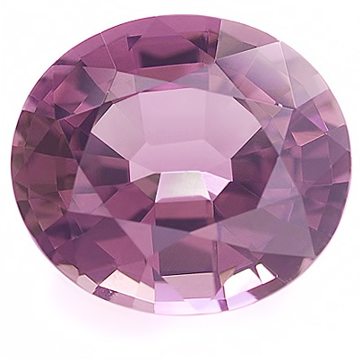 Very rare eye clean Taaffeite weighing 2.32cts from Sri Lanka. Taaffeite is one of the rarest and most desirable of collector's gemstones. Only a very few stones have been found and most of them originally misidentified as spinel. Multicolour.com, dis