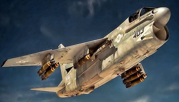 A-7E Corsair II: Fighterplanes, Military Jets, Military Aircraft, Aircraft Aviones, Attack Aircraft, Planes Aircraft