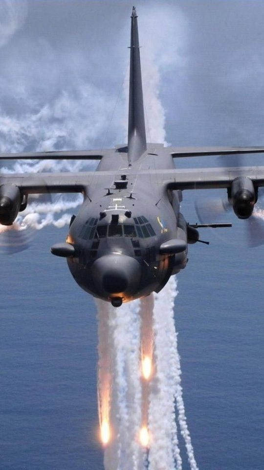 AC-130 Specter Gunship: Airforce, Ac 130 Spectre, Military Aircraft, Spectre Gunship, Air Force, Airplane, Ac 130H, Ac130, Planes
