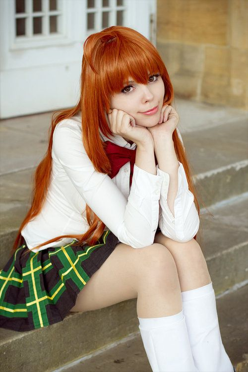 Beautiful Redheads. How can you not see the beauty in this girl ?: Cosplay, Schoolgirl, Girls, Sexy, Red Heads, Red Hair, Redheads, Photo