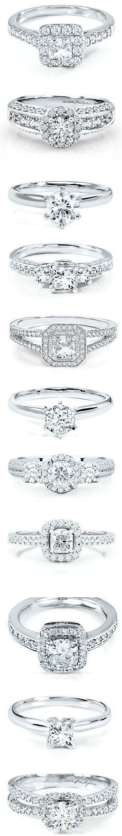I love the square ones. I picked out a wedding set that looks like them.: Dream Ring, Girl, Diamond Rings, Wedding Ideas, Dream Wedding, Wedding Rings, Sparkle, Engagement Rings