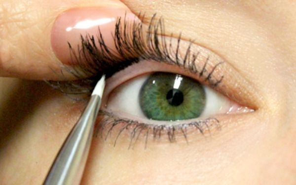 Im never putting eyeliner on the same ever again. Pin now read later.: Beauty Tips, Eyeliner, Tightline Eye, Makeup Tips, Makeuptips, Eye Liner, Makeup Idea