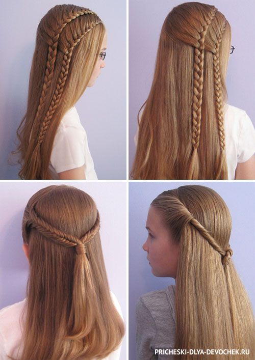long hair style, just 4 u. ericdress.com: Beautiful Hairstyles, Hair Styles, Hair Hairstyles, Braid Hairstyles, Hairstyles Makeup Nails, Hairstyles Long, Cute Hairstyles