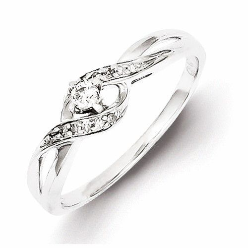 sterling silver promise ring purity rings
