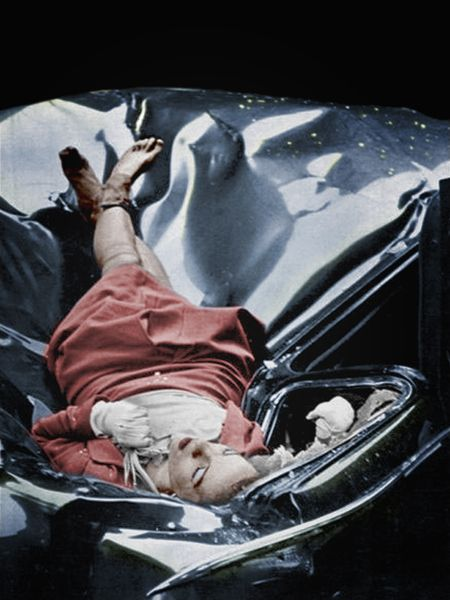 "The Most Beautiful Suicide    ""On May Day, just after leaving her fiancé, 23-year-old Evelyn McHale wrote a note. 'He is much better off without me … I wouldn't make a good wife for anybody,' … Then she crossed it out. She went to the observation plat"