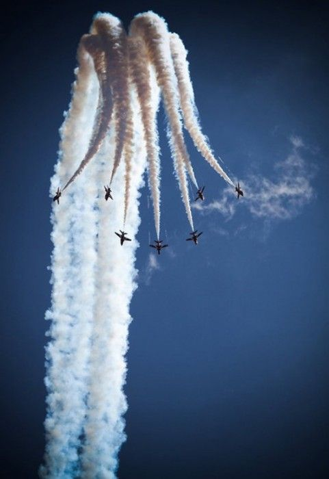 There is something very majestic about air power! http://militaryavenue.com: Photos, Picture, Red Arrows, Airplanes, Awesome, Aircraft, Jet, Photography, Blue Angels