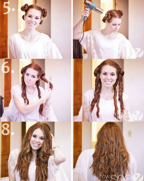 These are gorgeous wedding hairstyles! I think I'll go with the floral crown style hairstyle. So boho. | DIY Hair Style: Hair Tutorials, Hairstyles, Hair Styles, Crown Braids, Twisted Crown