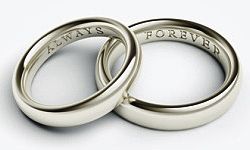 Top 10 ideas of what to have engraved on your wedding bands...very helpful.: Engraved Wedding Rings, Wedding Ring Engraving Ideas, Engraving Wedding Band, Simple Wedding Band, Engraved Wedding Bands, Wedding Band Engraving Ideas, 10 Ideas, Wedding Band In