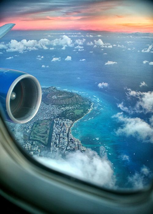 You know that place between sleep and awake, the place where you can still remember dreaming?: Adventure, Favorite Places, Airplane, Travel, View, Window Seats, Hawaii, Photography, Wanderlust