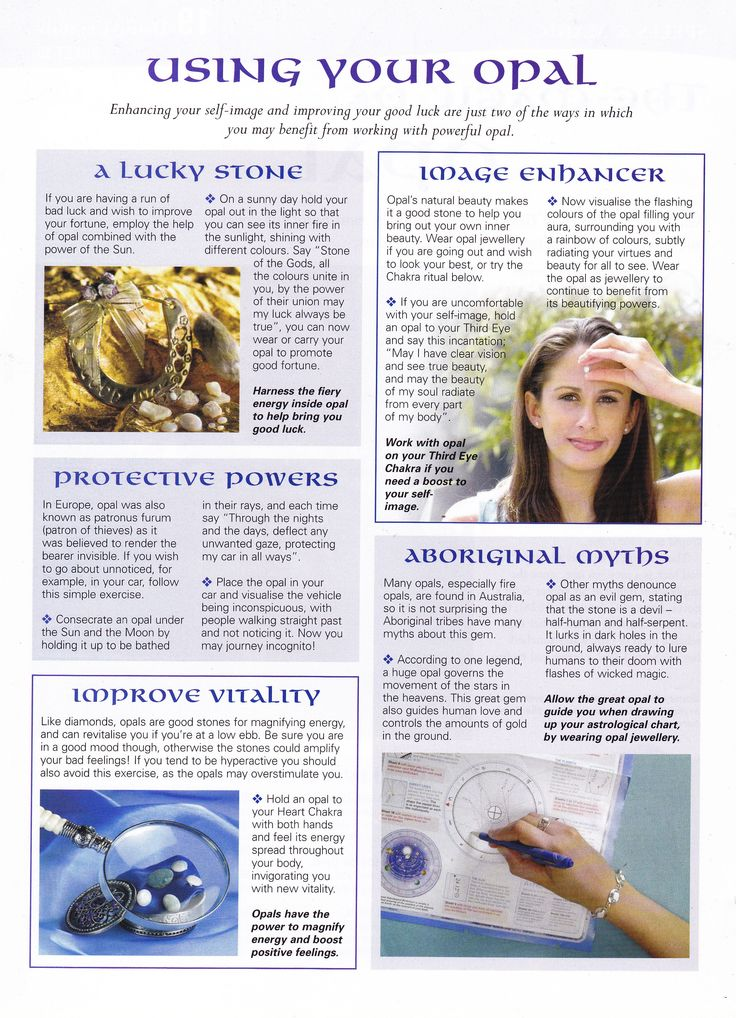 Crystals & Stones: Using Your #Opal.: Stones Crystals Gems, Crystal Magick, Crystals Stones, Gemstones Crystals, Magic Opal Crystals, Healing Stones, Crystal Healing, Crystals Rocks Gemstones, Stones Crystals Opal