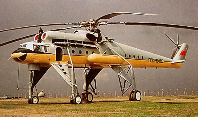 Long legged Soviet helicopter.... It's more like a plane with a rotor and jacked up landing gear!: Aircraft Helicopters, Helicopters Airplanes Drones, Soviet Mi 10, Big Helicopters, Designer, Airplanes Helicopters, Helicopters Aviation Aircraft, Sovie