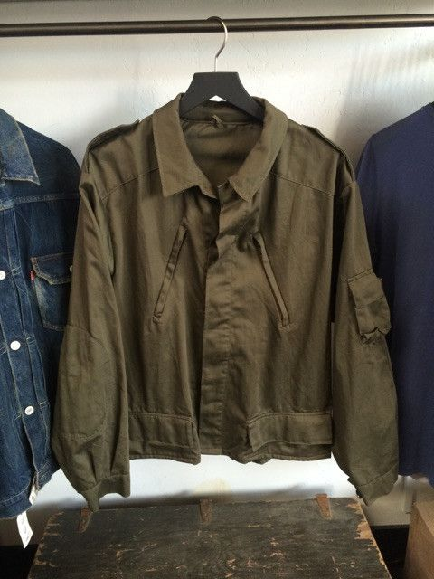 Military Jacket - Olive: Military Jackets, Products, Olives
