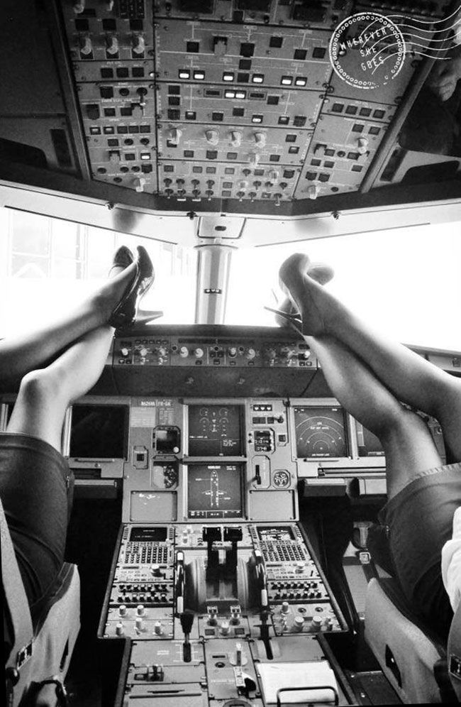 pilots. I don't wear gay stilettos and right skirts. But that with some jeans and boots would be me:): Life Dream Fly, Pilots Life, Pilot Life, Wear Gay, Flying Planes, Started Flying, Gay Stilettos, Jeans And Boots