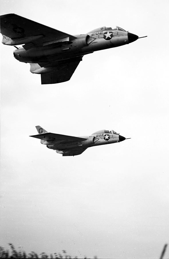 /via Kemon011956 #USN F7U Cutlass: Fighter Planes Jets, Plane 1956, Usn F7U, 1956 Usn, Jets Planes Aircraft, Flickr Plane, Kemon01 Flickr, F7U Cutlass, Jets Airplanes