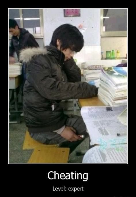 Asians… always smarter: Like A Boss, Giggle, High School, Funny Stuff, Humor, Funnies, Things, Kid