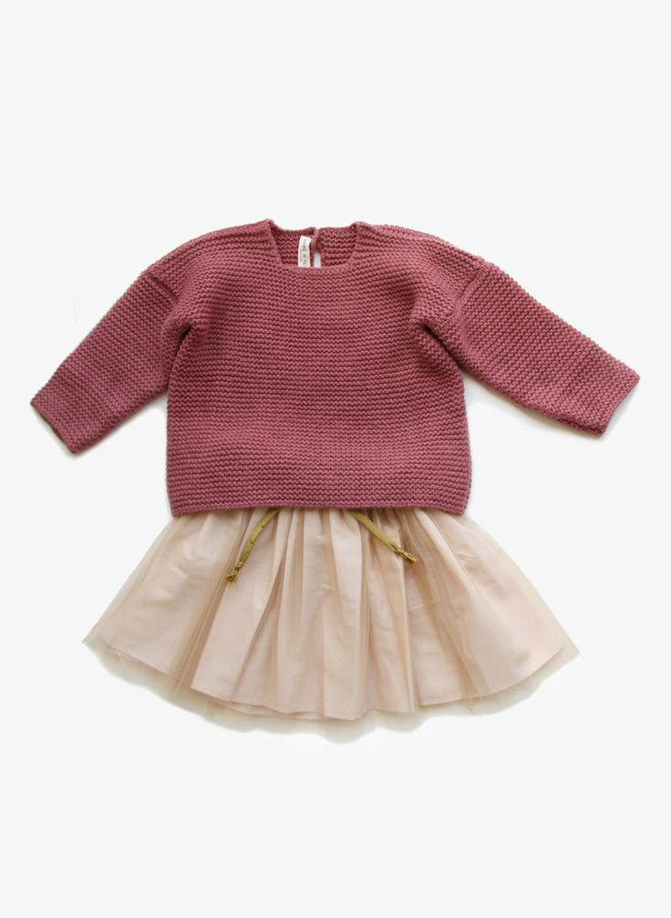 Babe Tess Girls Wool knitted Sweater: Girls Wool, Sweaters, Tess Girls, Sweater Kids, Kid Stuff, Christmas Gift