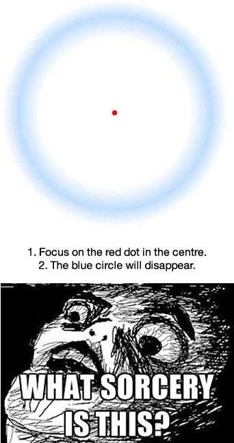 It seriously works!!: Mind Blown, Optical Illusions, Didn T Work, Mindblown, Red Dots, It Works, Eye