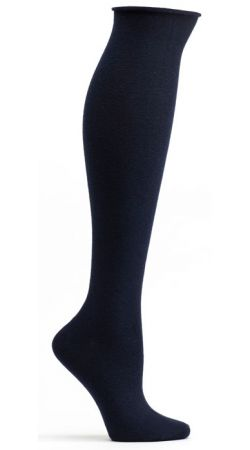 Navy High Zone Sock: Navy High, Knee Socks, Zone Sock, High Zone, Fashion Sense