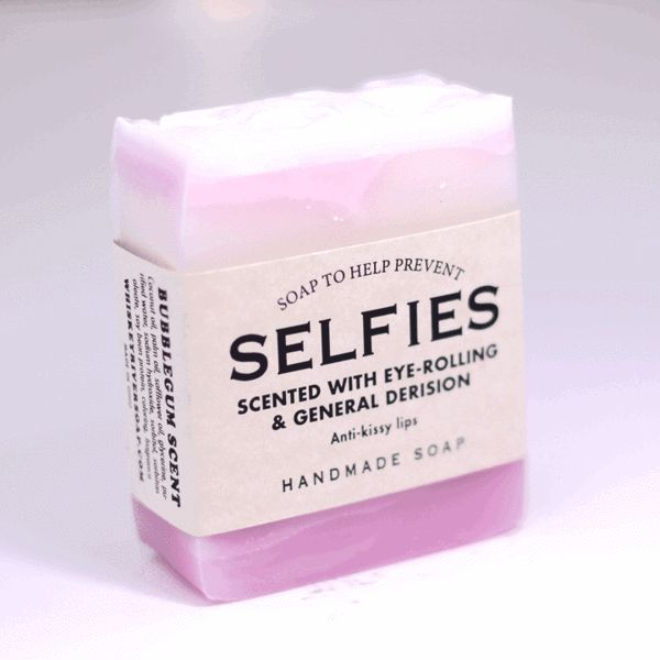 Soap for Selfies – Whiskey River Soap Co.: Random Funny, Whiskey River, River Soap, Funny Things, Road Soaps, Gift Ideas, Gifts Shhh
