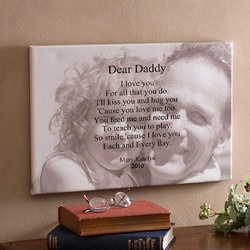 A Father's Day gift Idea: Father'S Day Gifts, Sweet, Photo Sentiments, Gift Ideas, Daddy Gift, Fathers Day, Fathersday