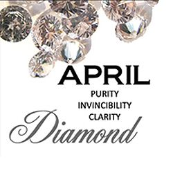 April Birthstone and Flower | Also those born in this month represent two wonderful zodiac signs.: Avril Aprile, Birthstones 5 Sets, April S Birthstone, Aries April 19Th, Birthstonepage04 April Jpg, April Birthstone, Birthday April