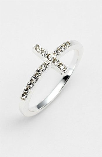 Cross Ring  this may be the most gorgeous ring i've ever seen: Cross Jewelry, Ring I Ve, Style, Diamond Cross, Cross Rings, Cross Ring I, Bling Bling