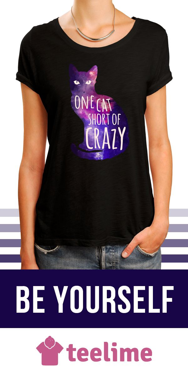 Funny T-shirt for all cat ladies who have many cats and always  looking for more.: Cats, Cat T Shirts, Cat Humor, Cat Crafts, Cat Lady