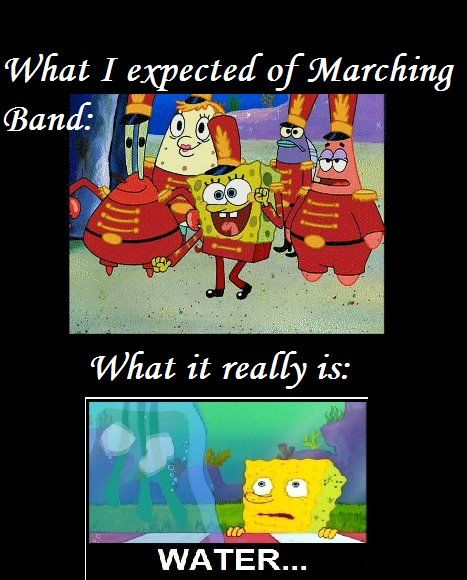 Im not in marching band but All my friends tell stories just like this! Lol: Color Guard, Colorguard, Marching Band, Band Geek, Band Nerd, So True, Band Memes, Band Life, Marching Bands