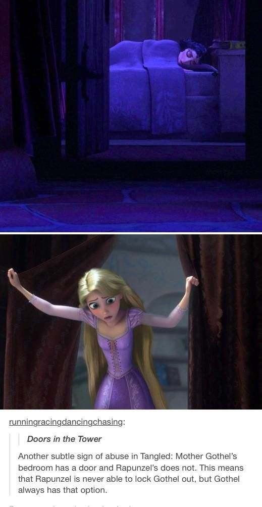 Tangled - Whoa...I dont remember seeing Go them sleeping in her room during that movie though......: Tangled Disney, Disney Tangled, Disney Stuff, Disney Movies, The Doors, Elsa S Parents, Tangled Rapunzel, Disney Pixar Dreamworks
