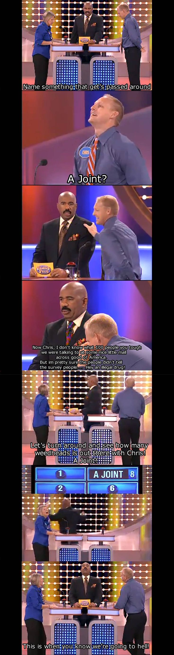 These moments with Steve Harvey get me EVERYTIME!!!!  Can't stop laughing!: Giggle, Steve Harvey, Familyfeud, Family Fued, Funny, Family Feud