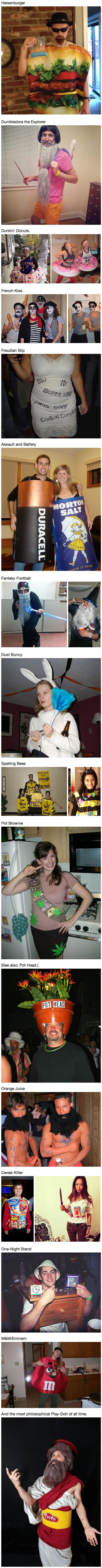 These people are doing Halloween right.: Punny Costume, Halloween Costumes, Costume Ideas, Punny Halloween, Clever Costumes, Funny Stuff, Orange Juice, Halloween Ideas, Funny Costumes