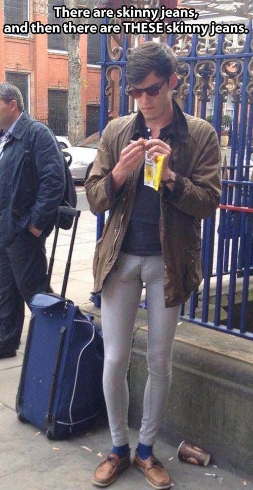 This is so wrong but also hilarious: Skinny Jeans, Stuff, Funny, Funnies, Humor, Wtf