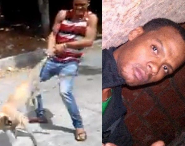 Yeison Garcia posted on his Facebook wall a video of him mistreating a stray dog just for fun. The video was posted on Septe...: Animal Rights, Best Friends, Animal Cruelty