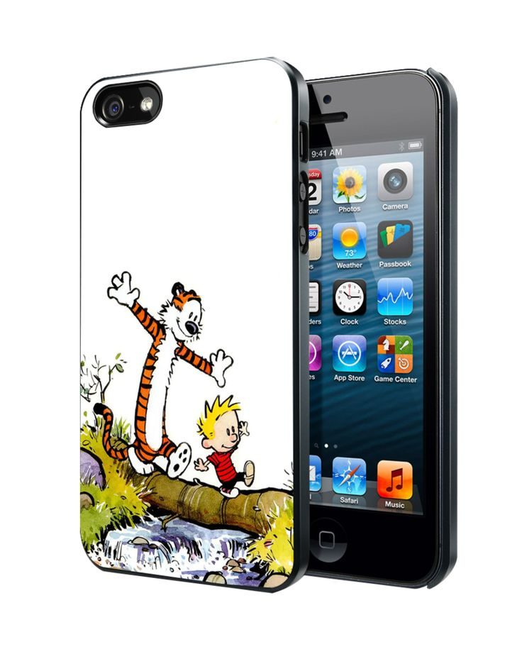 Calvin And Hobbes Samsung Galaxy S3 S4 S5 Note 3 Case, Iphone 4 4S 5 5S 5C Case, Ipod Touch 4 5 Case: Iphone 4S, Samsung Galaxy S3, 5C Case, 5S 5C, Calvin And Hobbes, Note 3 Case, Ipod Touch Cases, Hobbes Samsung
