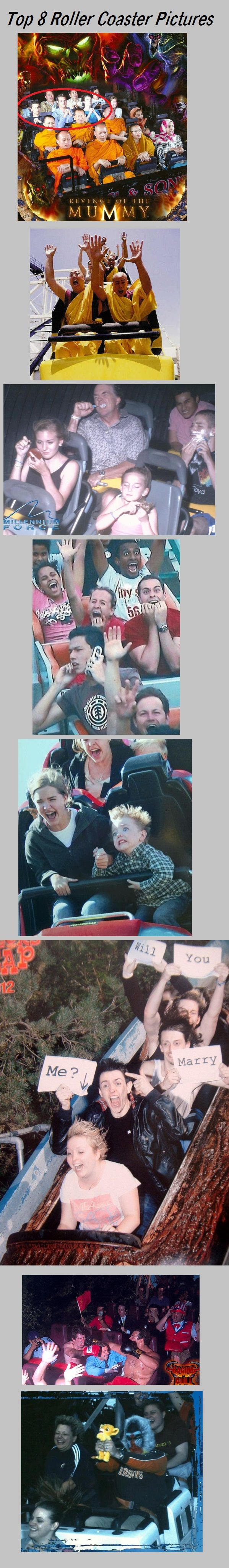 Oh my gosh the last one!!: Giggle, Lion King, Roller Coasters, Funny Rollercoaster Pictures, So Funny, Little Boys, Best Rollercoaster Pictures, Coaster Pics