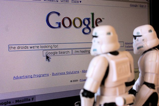 the droids we are looking for: Geek, Google, Stuff, Star Wars, Funny, Stormtroopers, Droids We Re, Starwars