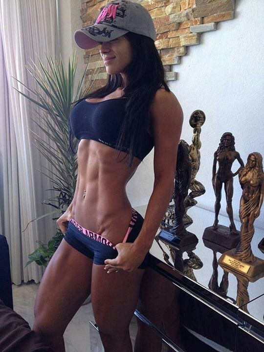 For even more fitspiration check out this female bodybuilder blog: irondedication.blogg.se #fitness #girls #sexy: Fit Women, Body, Sexy, Michelle Lewin, Michelle Lewin, Fitness Inspiration, Fitness Motivation, Fitness Girls