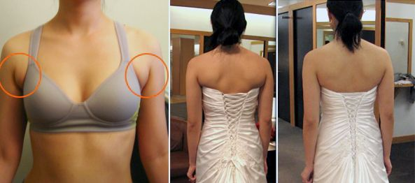 how to get rid of the armpit fat before your wedding day...seriously!: Boob, Arm Exercises, Upper Body Workouts, Backless Wedding Gowns, Armpit Fat Exercises, Arm Workout No Weight, Wedding Day Seriously, How To Get Rid Of Armpit Fat, Wedding Fitness Plan
