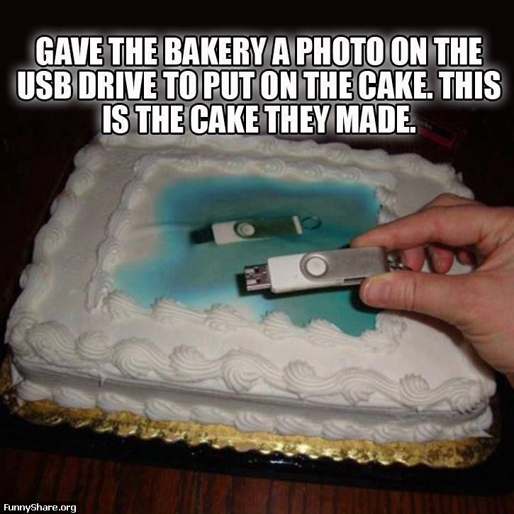 Somebody out there is ridiculously witty, or amazingly stupid.: Picture, You Had One Job, Cakes, Cake Fail, Funny Stuff, Humor, Funnies, Photo