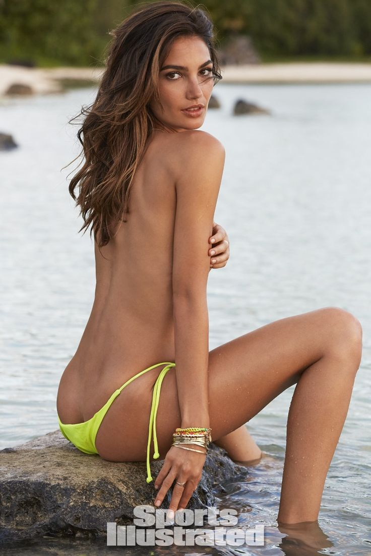 Sports Illustrated Swimsuit 50th Anniversary 2014 | Lily Aldridge: Sports Illustrated Swimsuit, Illustrated 2014, Lily Aldridge, Lilies, Hot, Swimsuits 2014