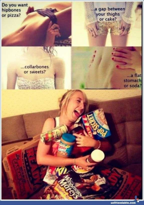 yep this is the way i see it. i'm the girl hugging the food. No shame.: Girl, Stuff, Food, My Life, Funny, Funnies, Humor, Things
